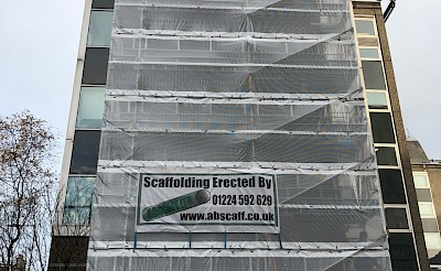 Abscaff scaffoling surface protection aberdeen