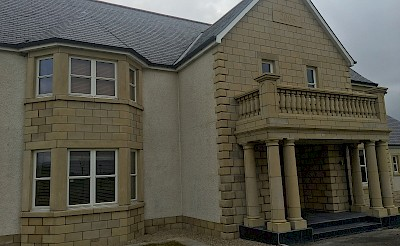 efflorescence removal and render cleaning after
